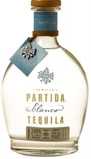 Partida Tequila Blanco 750ml